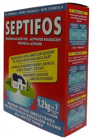 """Биопрепарат """"Septifos' 1,2 кг"""