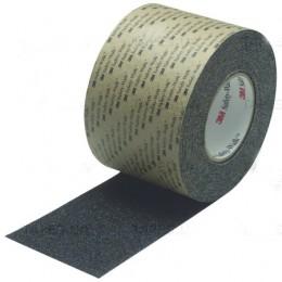 Cтрічка проти ковзання 3m Safety-walk  710 грубе зерно, чорна, 25 мм.