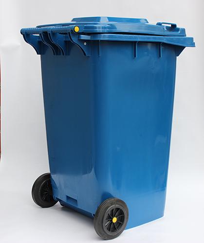 Бак для сміття  240л, синій. 240H2-19BL