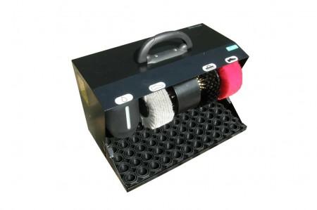 Автоматическая машинка для чистки обуви. Мини.
