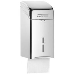 Держатель листовой  туалетной бумаги. DTH100CS.