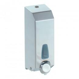 Дозатор для жидкого мыла. 845 inox.