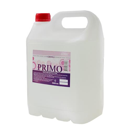 Жидкое мыло Primo, 5л. Сакура.