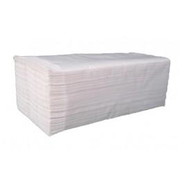 Бумажные полотенца листовые,  V-укладка, целлюлозные. PRv-160.