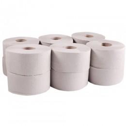 Туалетная бумага рулонная, макулатура. Джамбо. B-101.