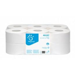 Туалетная бумага рулонная, целлюлоза. Джамбо. 402297