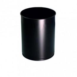 Корзина офисная металлическая, 12 л. M812Black