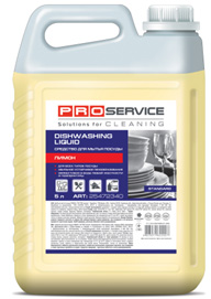 Моющее средство для посуды , лимон, STANDART, 5л. 25472341