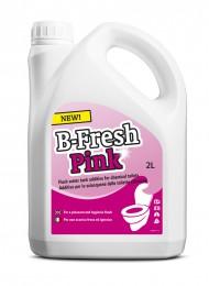 Средство д/биотуалетов B-Fresh-Pink, 2 л.