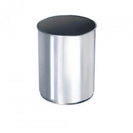 Корзина офисная металлическая, 12 л. M812C