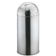 Урна для мусора BULLET 30 л. с нажимной кришкой . T-Q0430S.