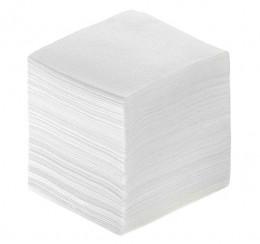 Туалетная бумага листовая, целлюлозная, белая. V-200