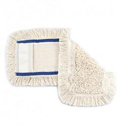 МОП (вкладыш) с карманами  для  уборки пола 40 см. NZE046.