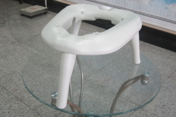 Портативний туалет E-pot high model. CHH-512
