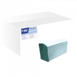Бумажные полотенца листовые, Z-укладка, 1 слой. P402