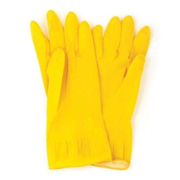 Перчатки универсальные латексные M,  OPTIMUM. 17201200