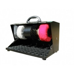 Автоматична машинка для чищення взуття. Міні. БЕЗ КОНТЕЙНЕРА ДЛЯ КРЕМА.