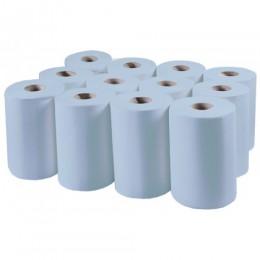 Бумажные полотенца, ролевые (рулонные). MINI. P148.