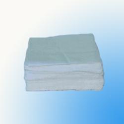 Туалетная бумага листовая, целлюлозная, белая. B-301.