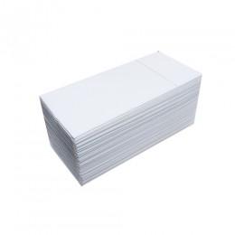 Салфетки столовые Pocket 1/8 двухслойные 40х40 (45 шт.) белые. T2408T